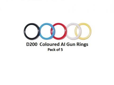 D200 Coloured ID Rings