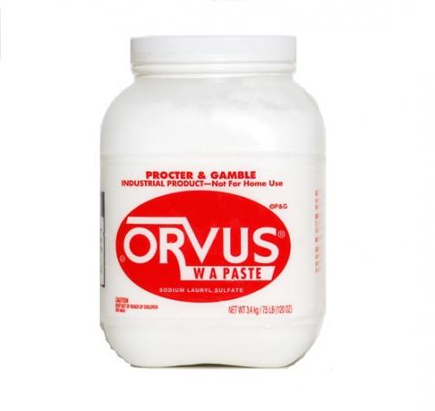 Orvus cattle shampoo