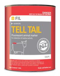Red Tell Tail 1 Litre