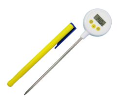 Thermometer - digital max min thermometer with probe
